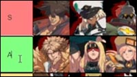 Leffen's Guilty Gear Strive beta tier list image #1