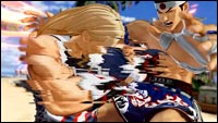 Andy Bogard in King of Fighters 15 image #1