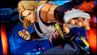 Andy Bogard in King of Fighters 15 image #8