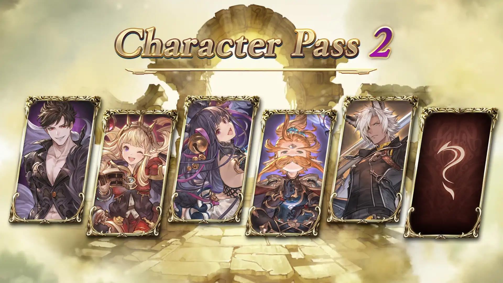 Granblue Fantasy Versus Eustace Reveal Trailer Gallery 4 out of 11 image gallery