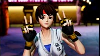 Yuri Sakazaki dans The King of Fighters 15 image # 1