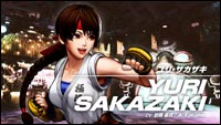 Yuri Sakazaki dans The King of Fighters 15 image # 4
