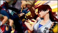 Yuri Sakazaki dans The King of Fighters 15 image # 7