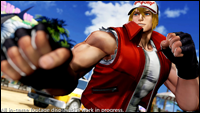 Terry Bogard révèle la photo # 3