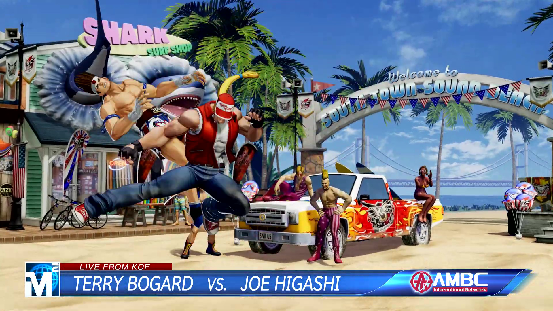 Terry Bogard reveal 5 out of 6 image gallery