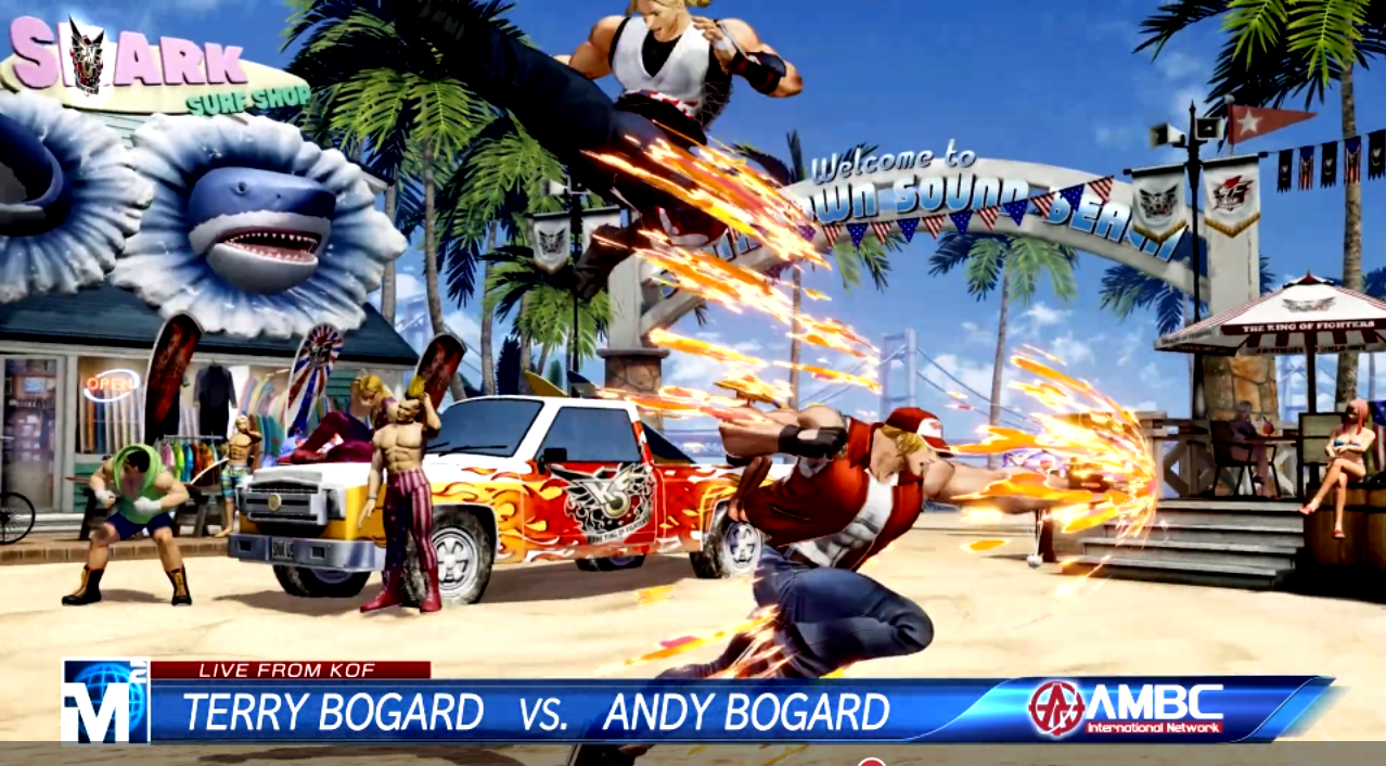 Terry Bogard reveal 6 out of 6 image gallery