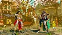 More screenshots of Street Fighter 5 Season 5's new Capcom Pro Tour 2021 DLC image #3