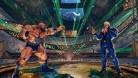 More screenshots of Street Fighter 5 Season 5's new Capcom Pro Tour 2021 DLC image #5