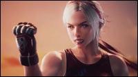 Lydia Sobieska nel ruolo di Tekken 7 # 4