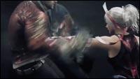 Lydia Sobieska nel ruolo di Tekken 7 # 7