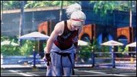 Lydia Sobieska nel ruolo di Tekken 7 # 10