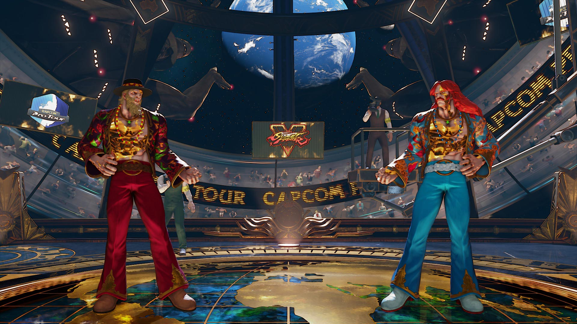 G CPT DLC costume colors and Easter egg 1 out of 5 image gallery