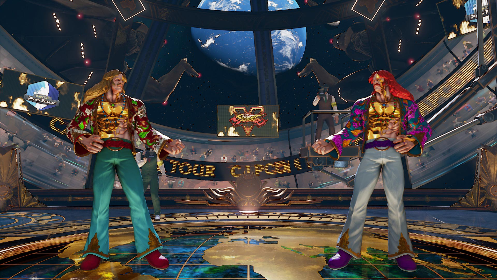 G CPT DLC costume colors and Easter egg 2 out of 5 image gallery