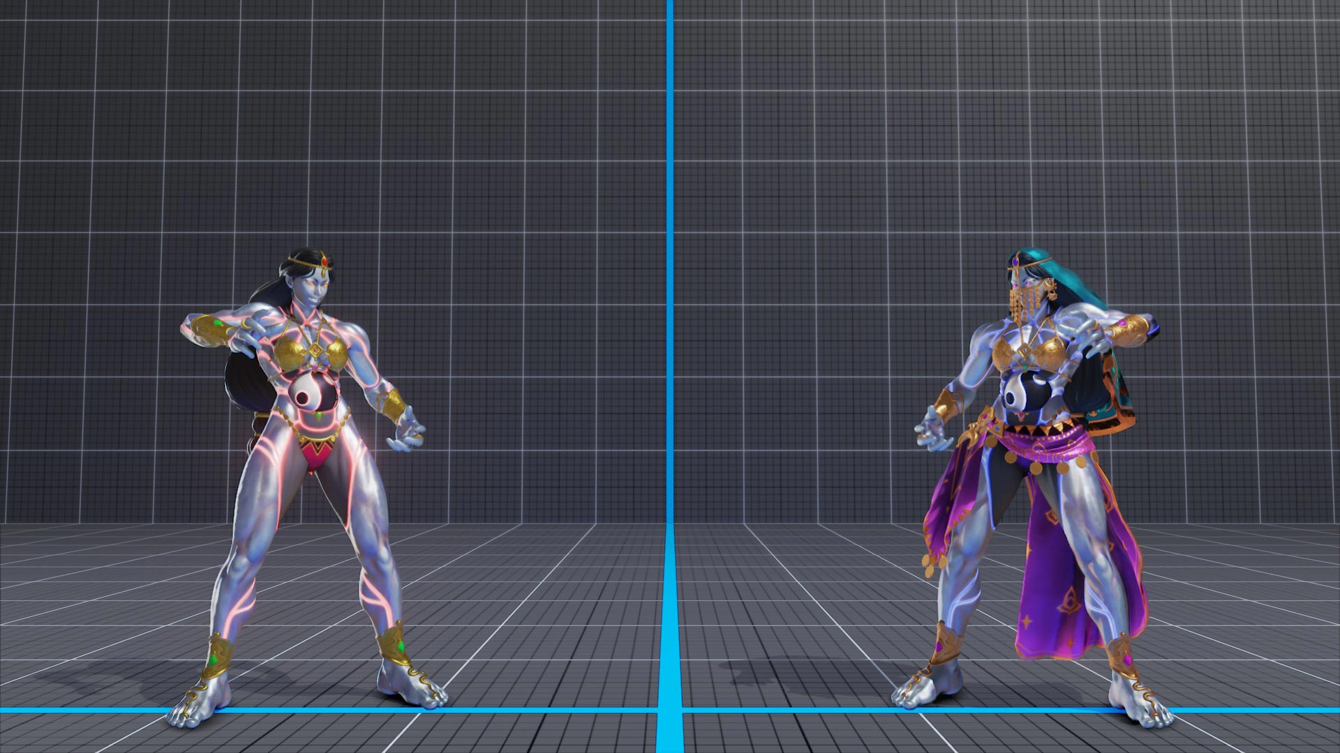 Seth new CPT costume colors 1 out of 5 image gallery