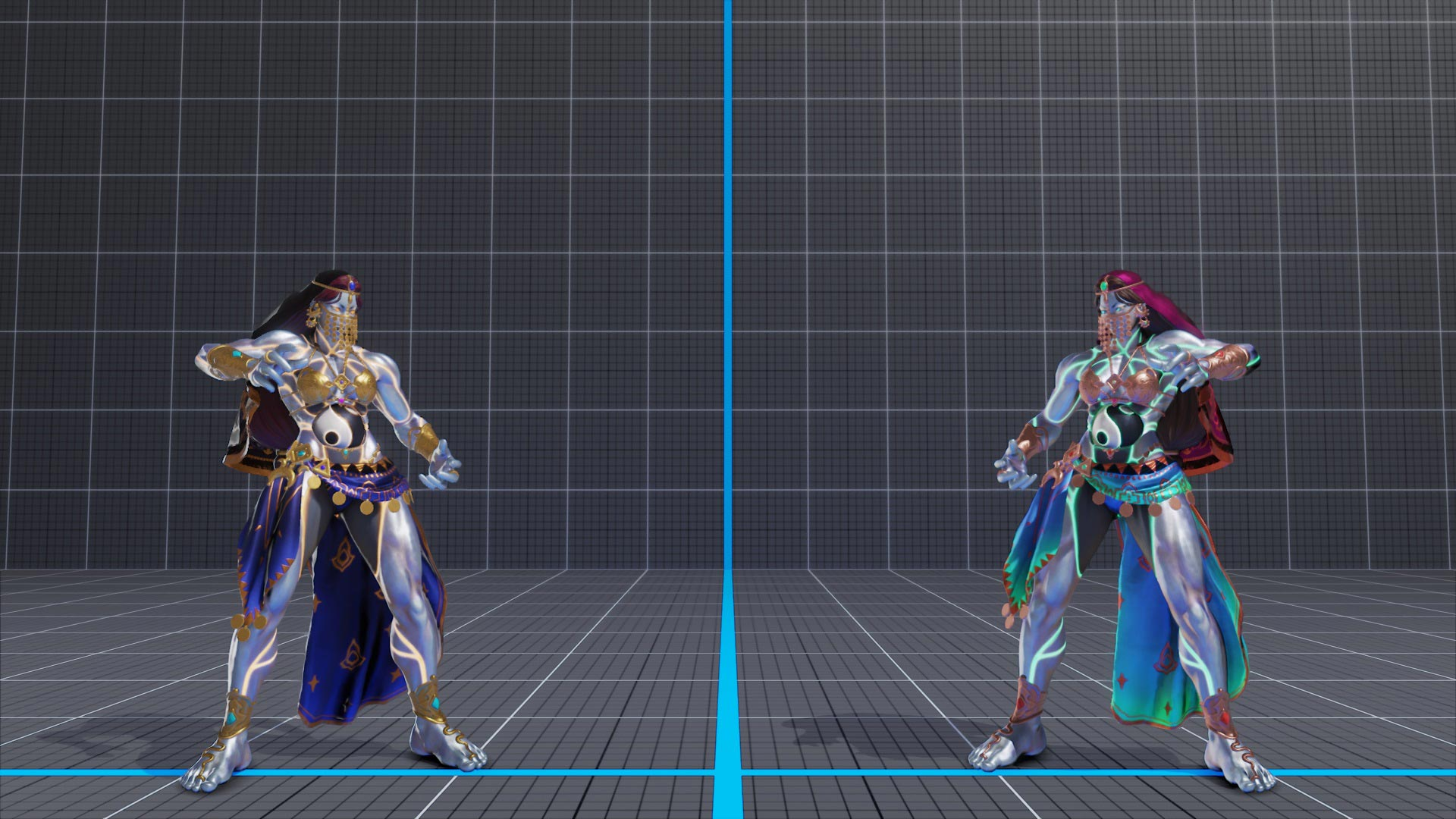 Seth new CPT costume colors 2 out of 5 image gallery