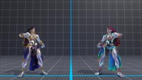Seth new CPT costume colors image #2