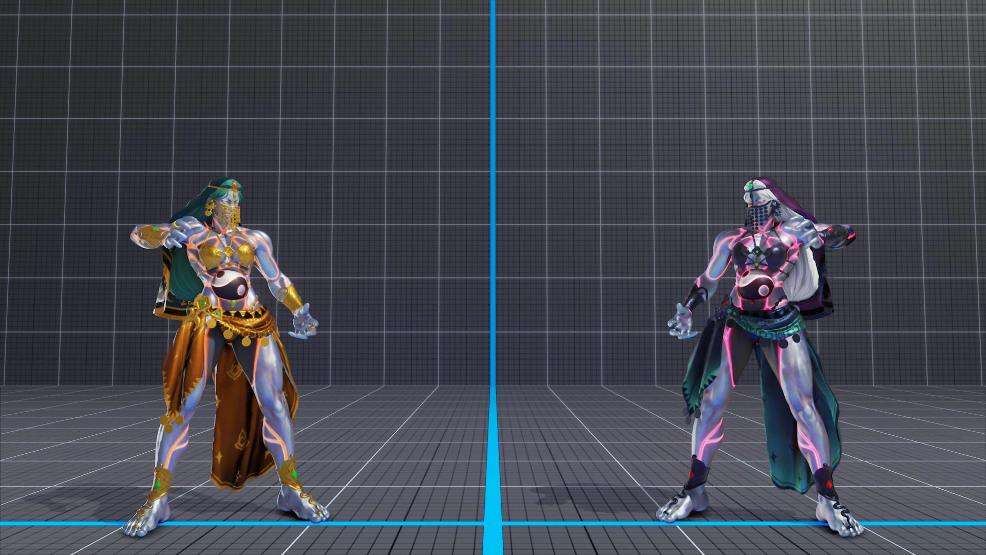 Seth new CPT costume colors 3 out of 5 image gallery