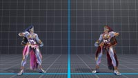 Seth new CPT costume colors image #4