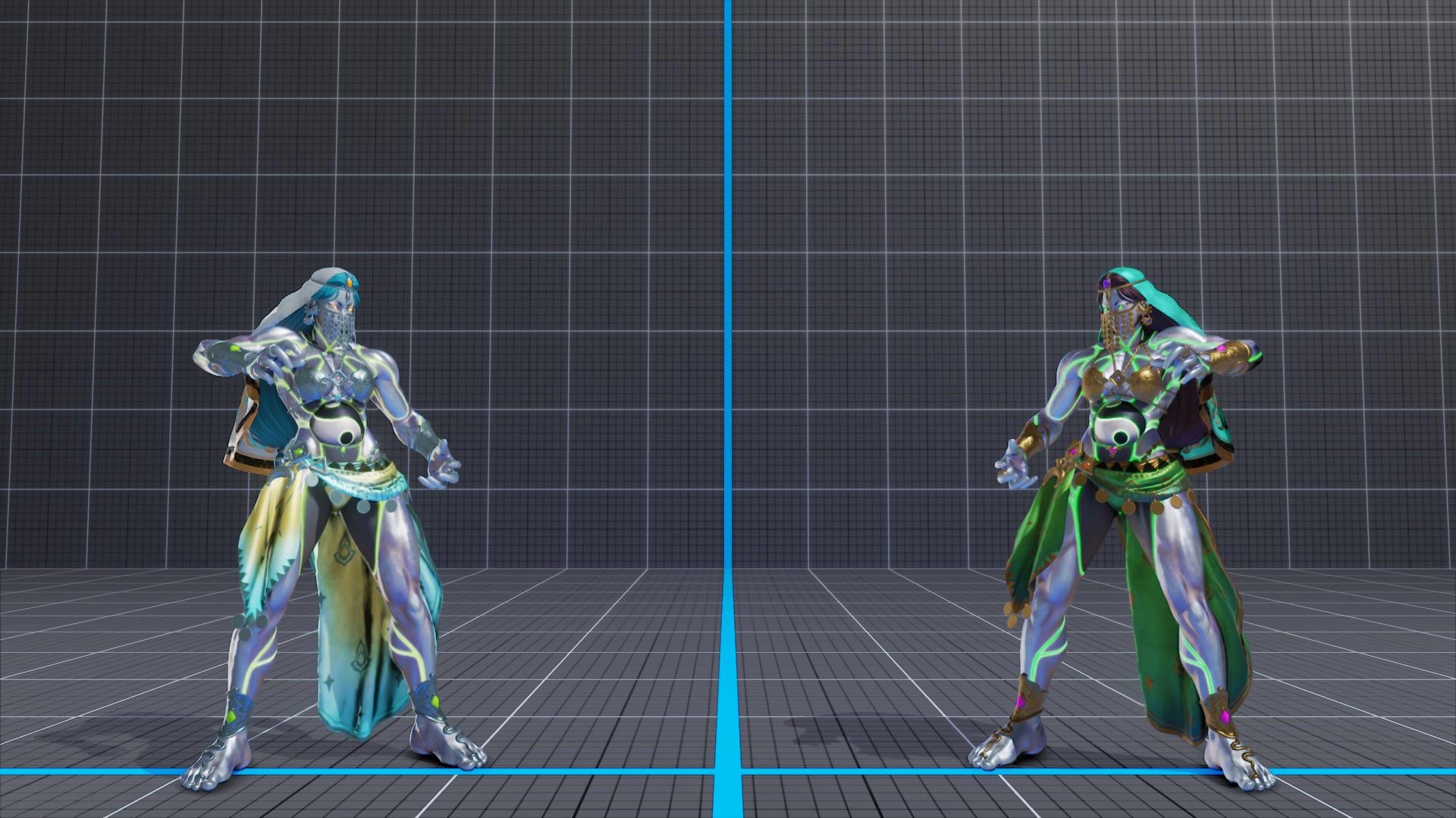 Seth new CPT costume colors 5 out of 5 image gallery