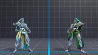 Seth new CPT costume colors image #5
