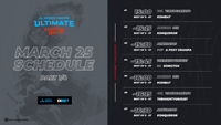 WePlay Ultimate Fighting League Season 1 Mortal Kombat Event Schedule Day 1 image #1