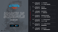 WePlay Ultimate Fighting League Season 1 Mortal Kombat Event Schedule Day 1 image #2