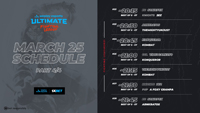 WePlay Ultimate Fighting League Season 1 Mortal Kombat Event Schedule Day 1 image #4