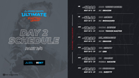 WePlay Ultimate Fighting League Season 1 Mortal Kombat Event Schedule Day 2 image #2