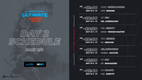 WePlay Ultimate Fighting League Season 1 Mortal Kombat Event Schedule Day 2 image #3