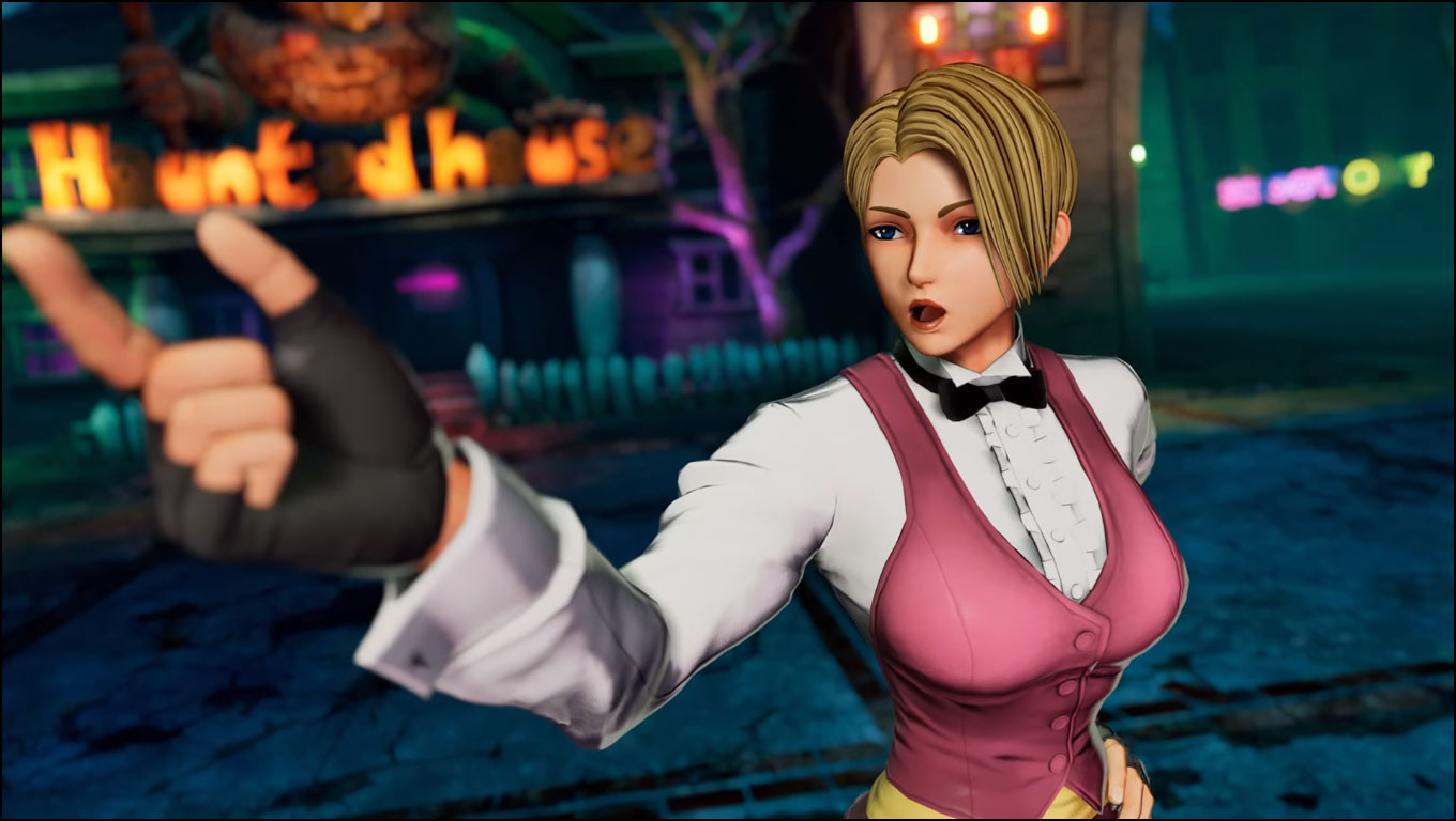 King in King of Fighters 15 4 out of 11 image gallery