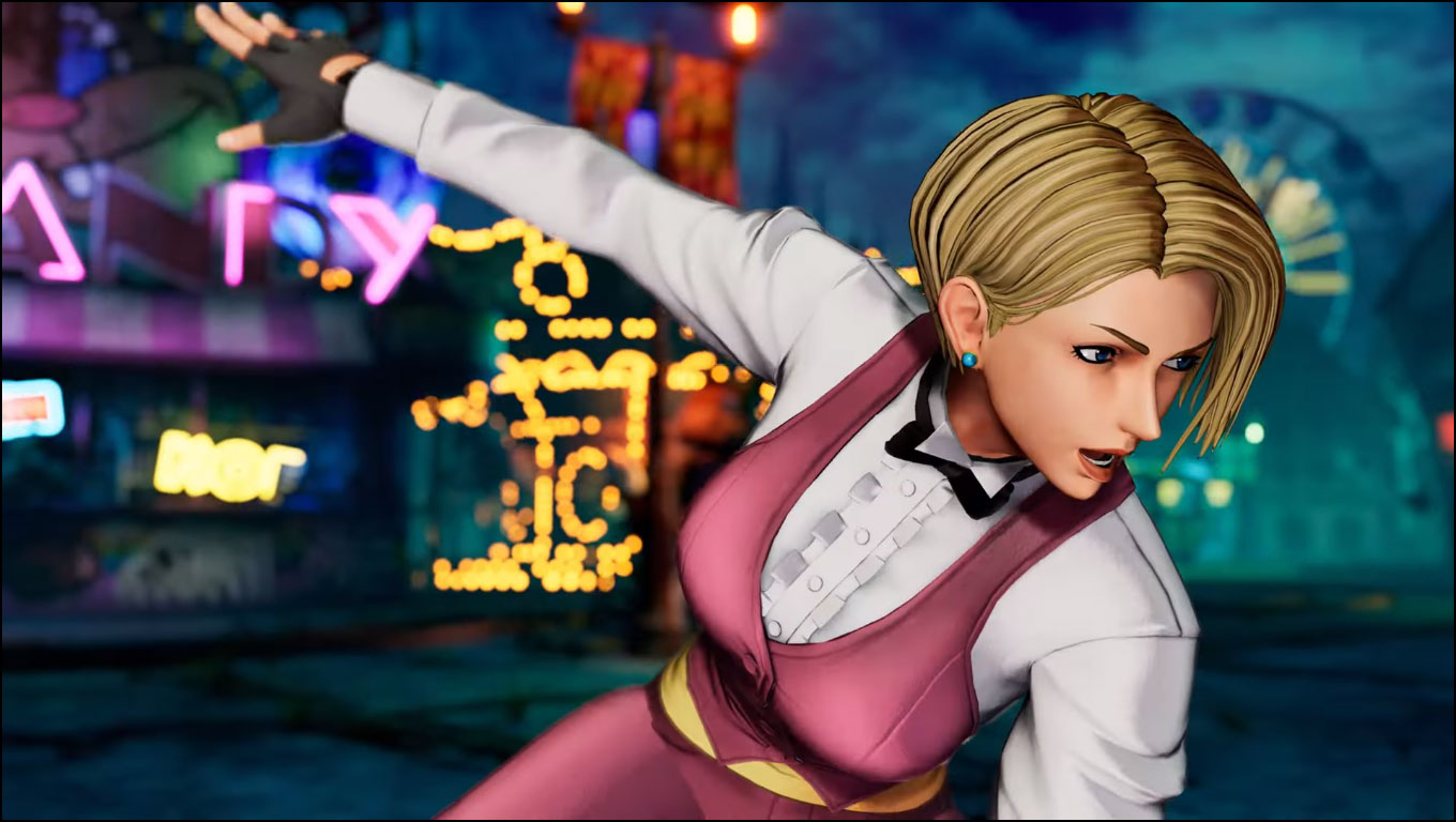 King in King of Fighters 15 6 out of 11 image gallery