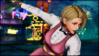 King in King of Fighters 15 Figur # 6