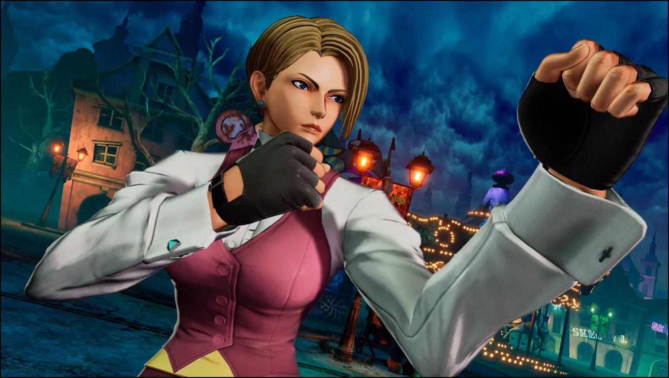 King in King of Fighters 15 7 out of 11 image gallery