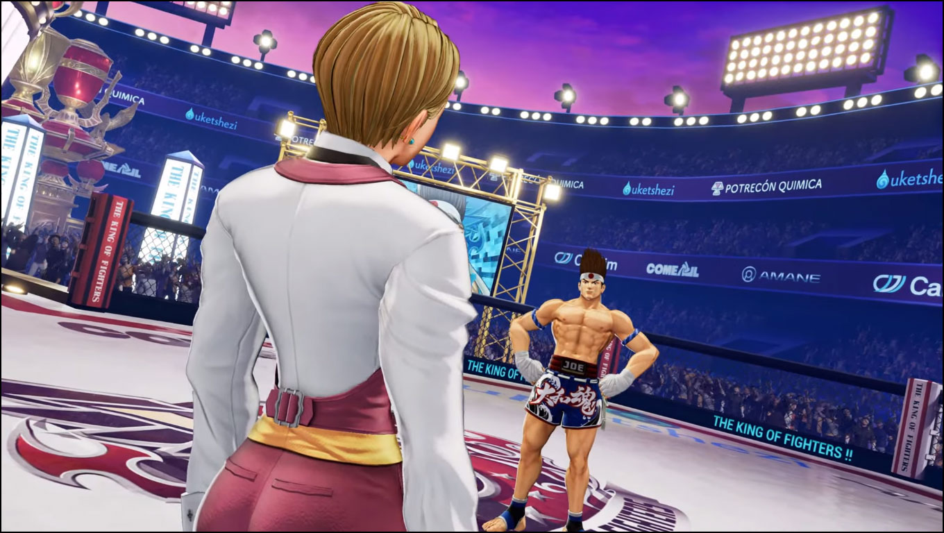 King in King of Fighters 15 8 out of 11 image gallery