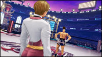 King in King of Fighters 15 Figur # 8