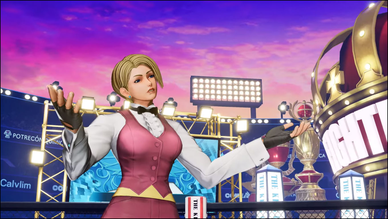 King in King of Fighters 15 9 out of 11 image gallery