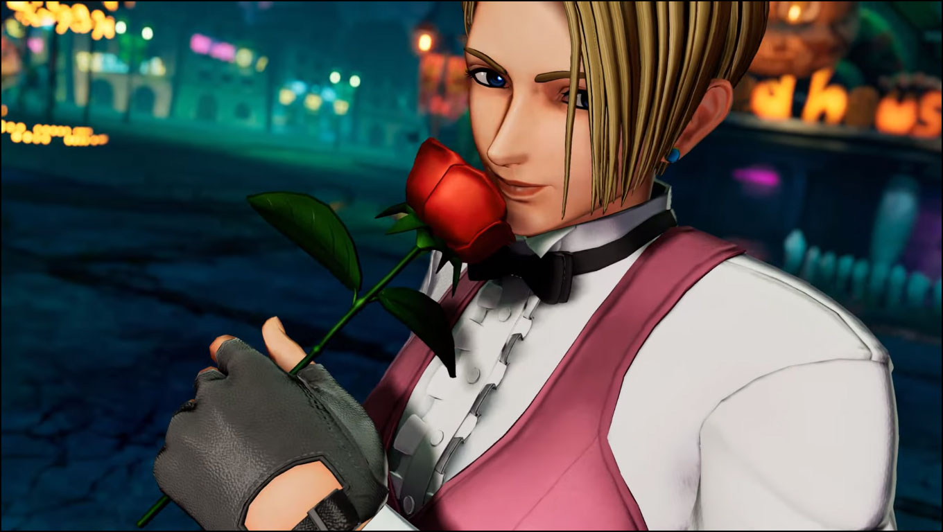 King in King of Fighters 15 10 out of 11 image gallery