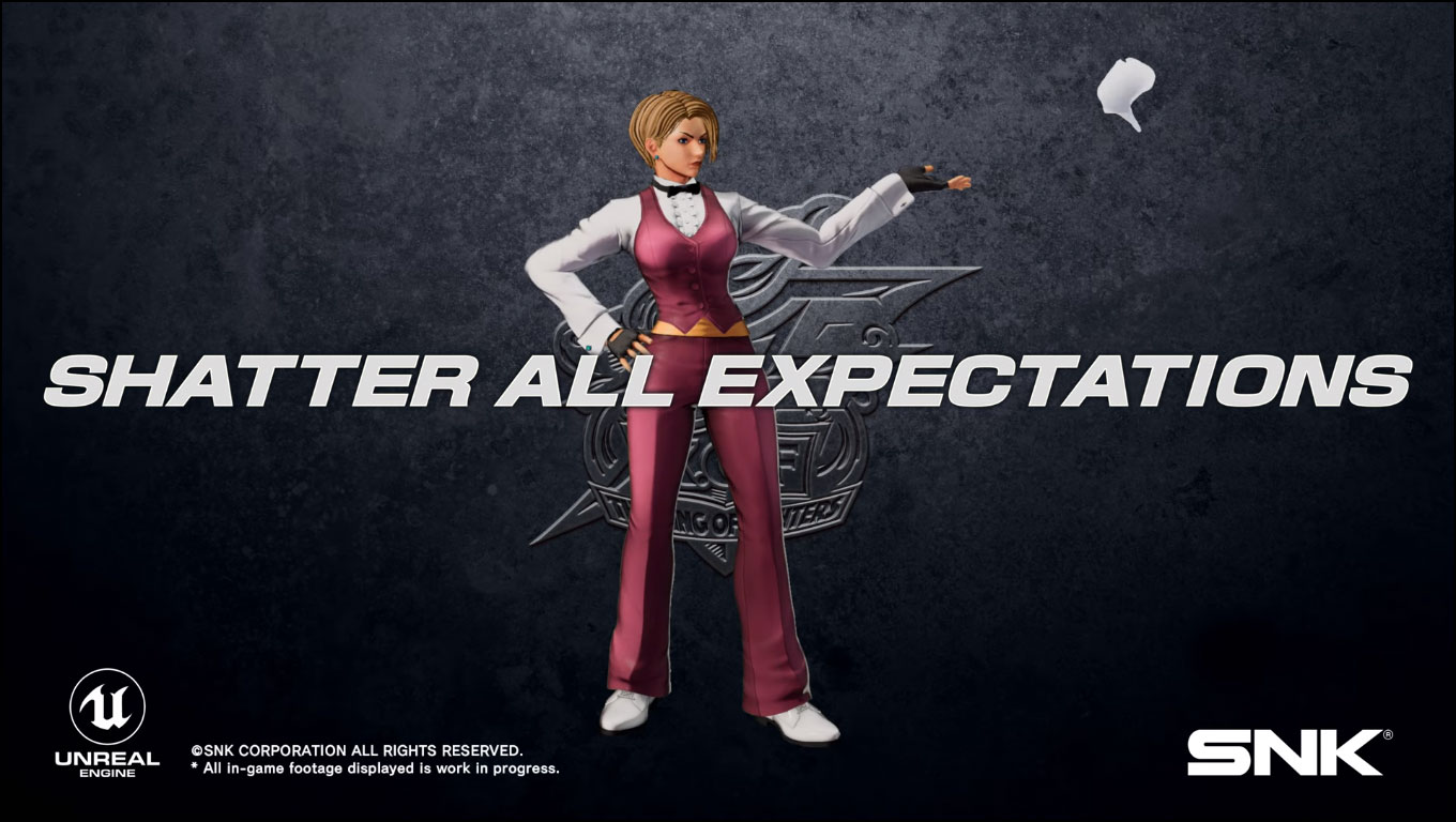 King in King of Fighters 15 11 out of 11 image gallery