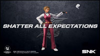 King in King of Fighters 15 Figur # 11