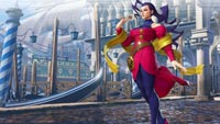 Rose official Street Fighter 5 character art image #1