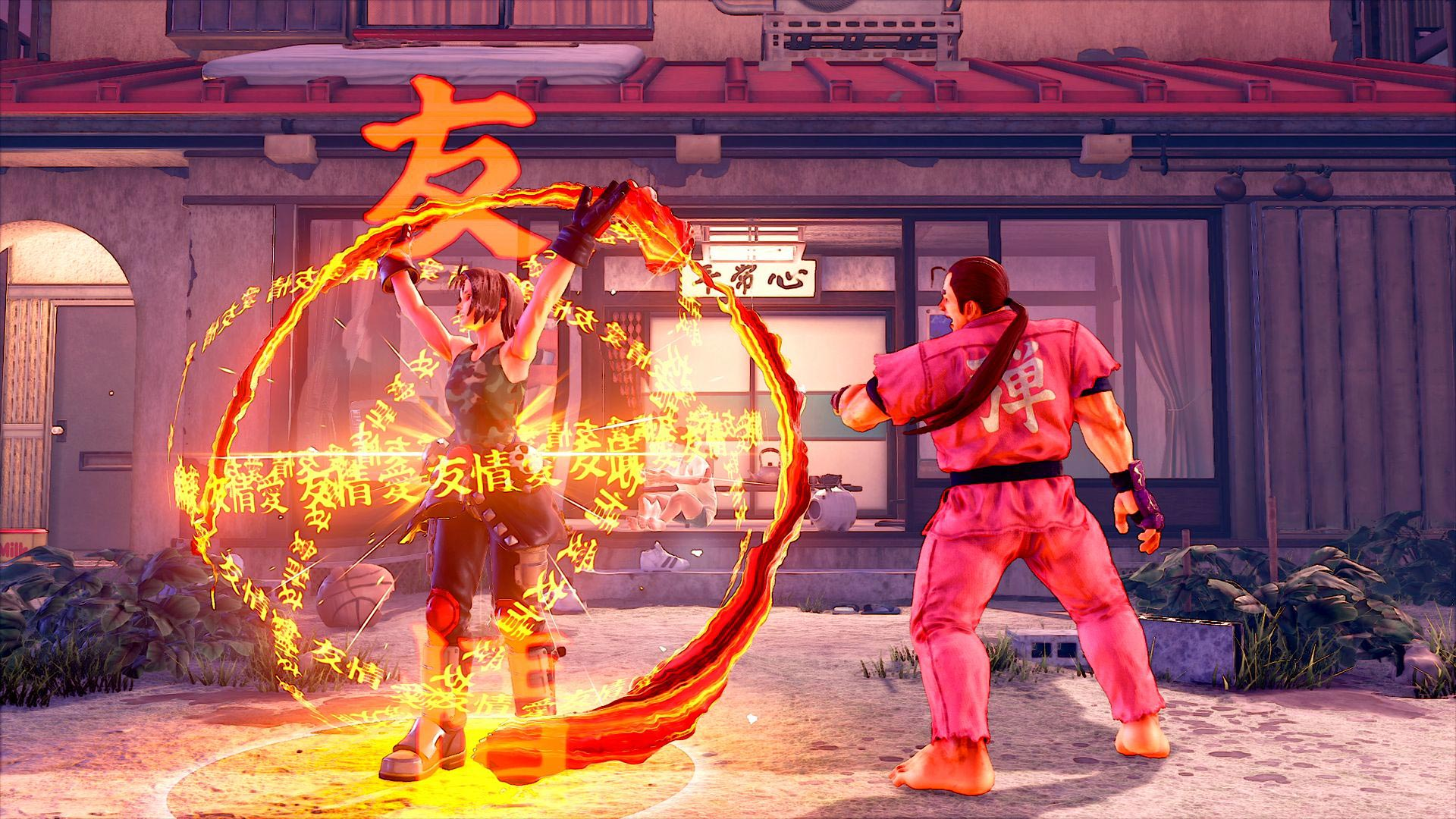 Akira first in-game look Street Fighter 5 Season 5 1 out of 2 image gallery