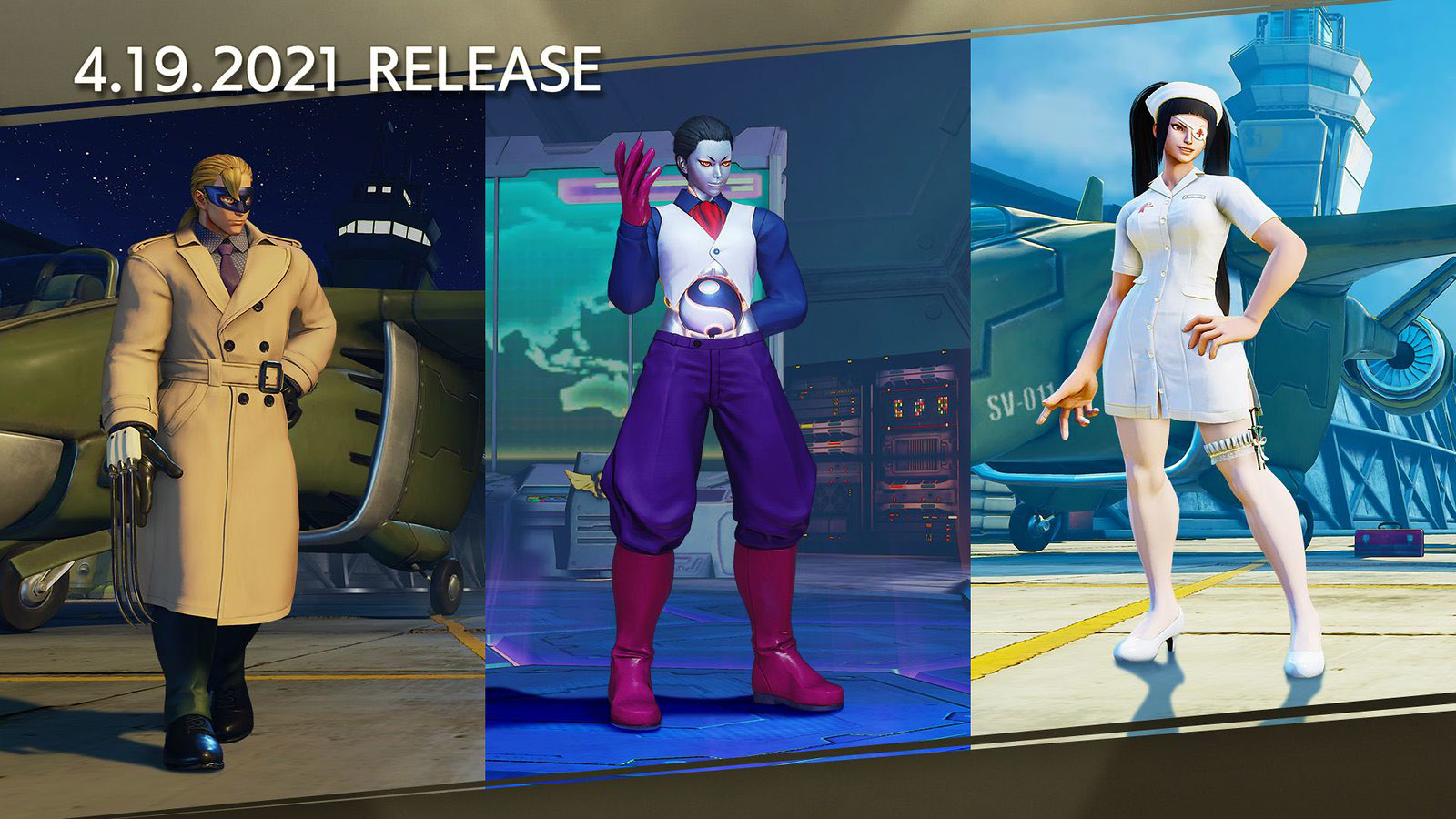 SF5 Pro Costumes  6 out of 6 image gallery