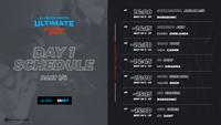 WePlay Ultimate Fighting League Season 1 Tekken 7 Event Schedule Day 1 image #1