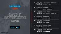 WePlay Ultimate Fighting League Season 1 Tekken 7 Event Schedule Day 1 image #2