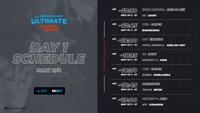WePlay Ultimate Fighting League Season 1 Tekken 7 Event Schedule Day 1 image #3