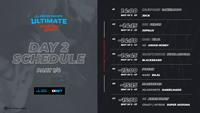 WePlay Ultimate Fighting League Season 1 Tekken 7 Event Schedule Day 2 image #1