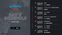 WePlay Ultimate Fighting League Season 1 Tekken 7 Event Schedule Day 2 image #2