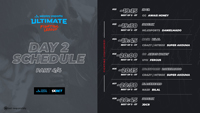 WePlay Ultimate Fighting League Season 1 Tekken 7 Event Schedule Day 2 image #4