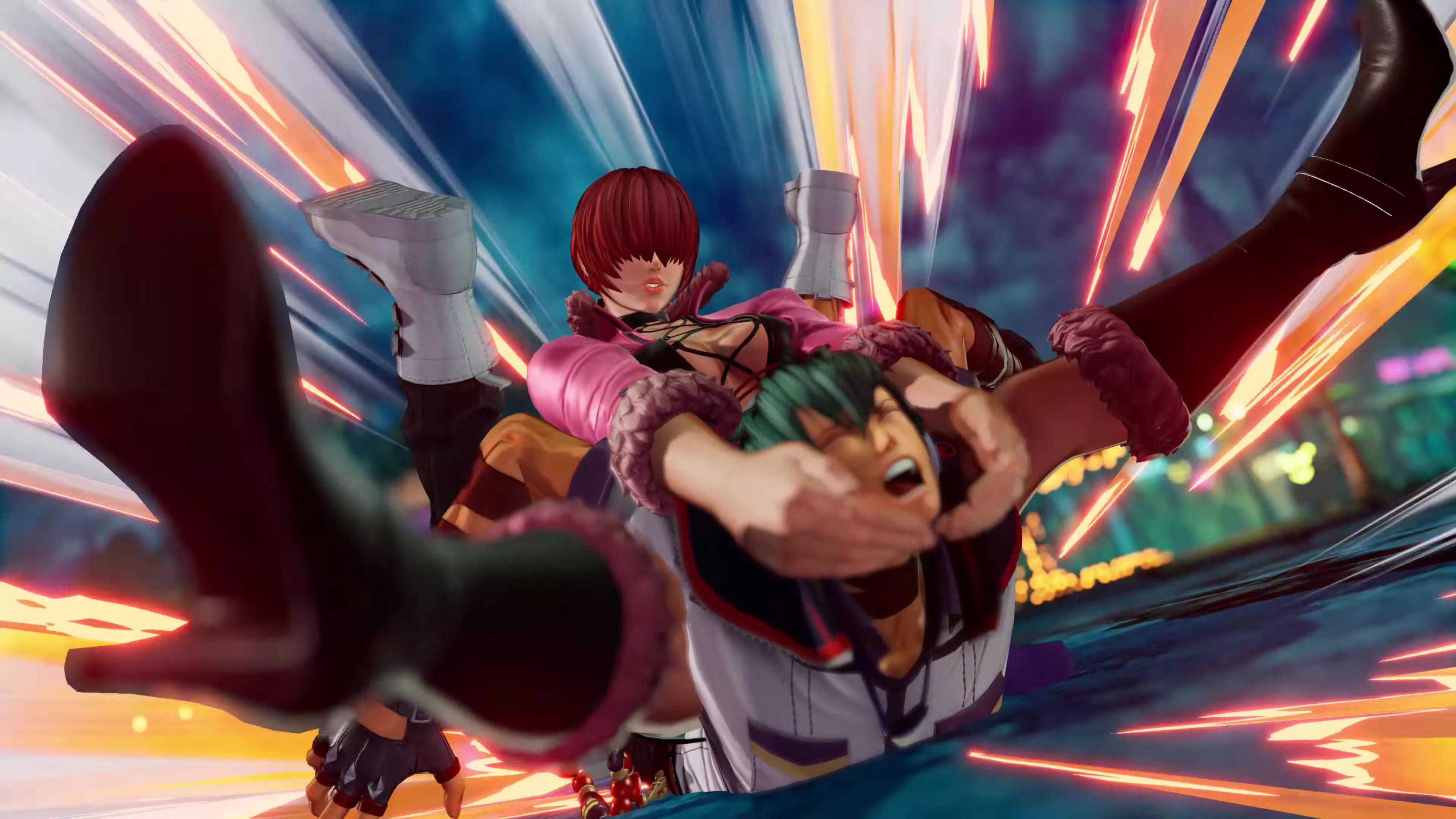 Shermie reveal 4 out of 9 image gallery