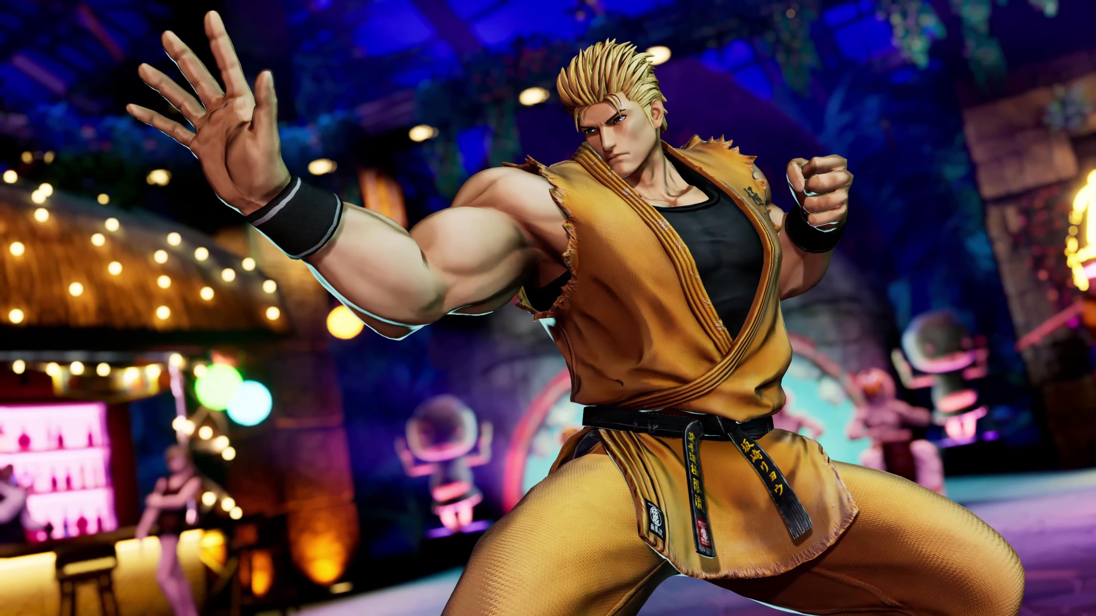Robert and Ryo KOF15 reveal 1 out of 9 image gallery